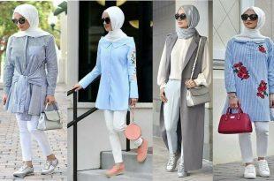 صورة ملابس تركية للمحجبات , ملابس من تركيا و تصاميم رائعه تليق بكي