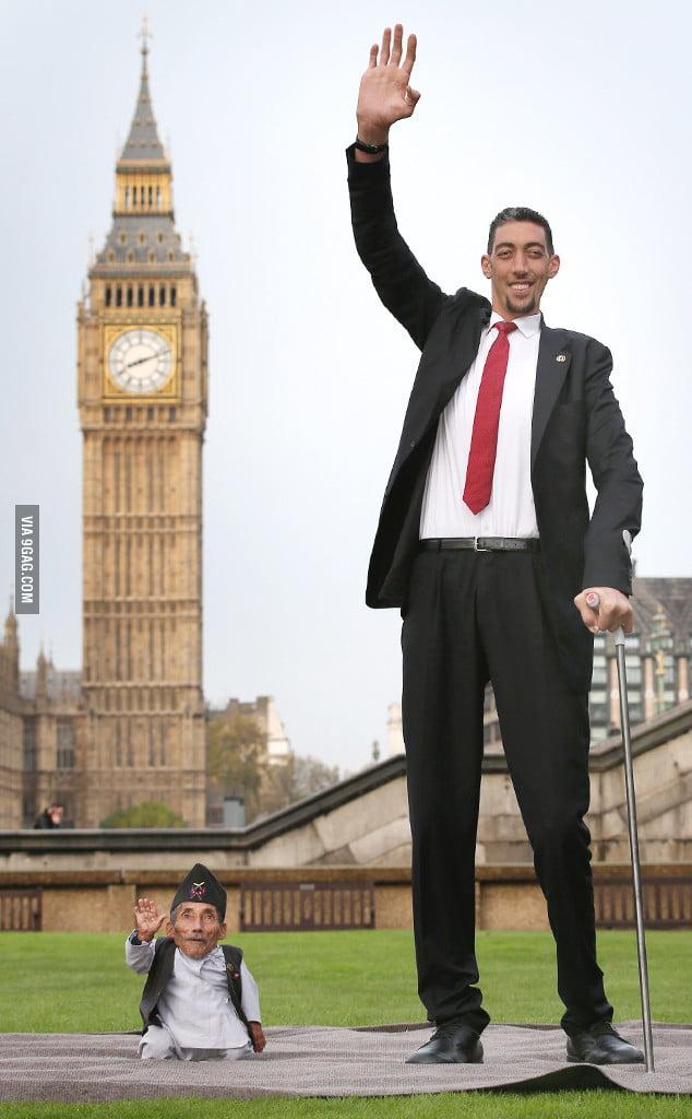 بالصور اطول رجل في العالم , اهم المعلومات عنه 2750 6