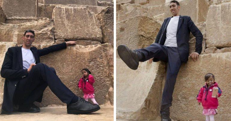 بالصور اطول رجل في العالم , اهم المعلومات عنه 2750 9