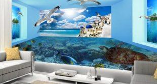 صورة ورق جدران لغرف النوم , صور ورق جدران جميلة للغرف