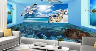 صور ورق جدران لغرف النوم , صور ورق جدران جميلة للغرف