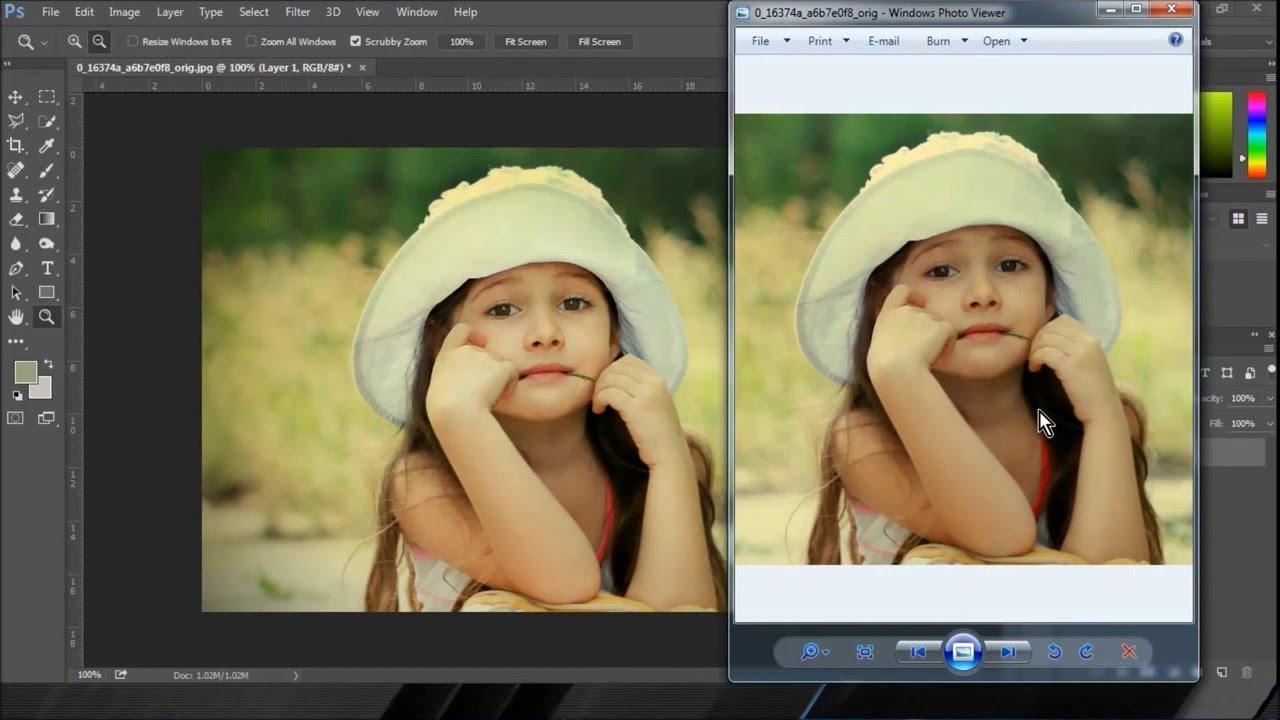 صور التعديل على الصور , كيف تعدل الصور