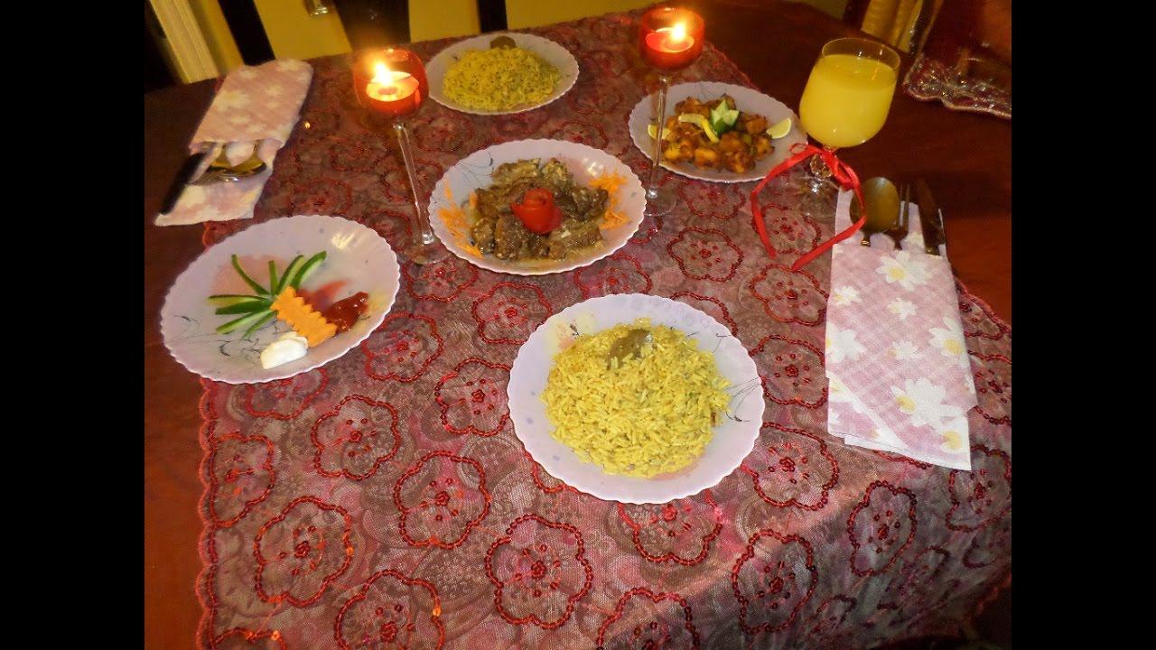 صورة عشاء رومانسي , صور لعشاء رومانسي