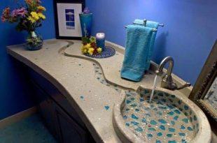صورة ديكورات مغاسل يدين , صور جميلة لمغاسل اليدين