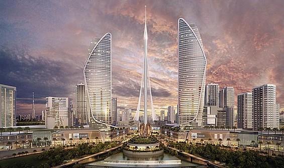 بالصور اكبر برج في العالم , شاهد اكبر برج في العالم 3858 2