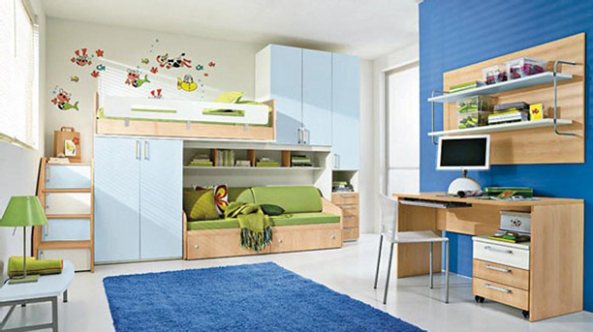 صور غرف نوم للاطفال , صور لغرف نوم اطفال عصرية مودرن