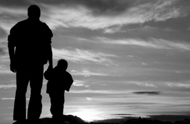 صور قصيدة عن الاب , كلمات الشاعر علي المنصور عن الاب
