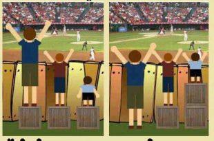 صور الفرق بين العدل والمساواة , كيفية التميز بين العدل والمساواة