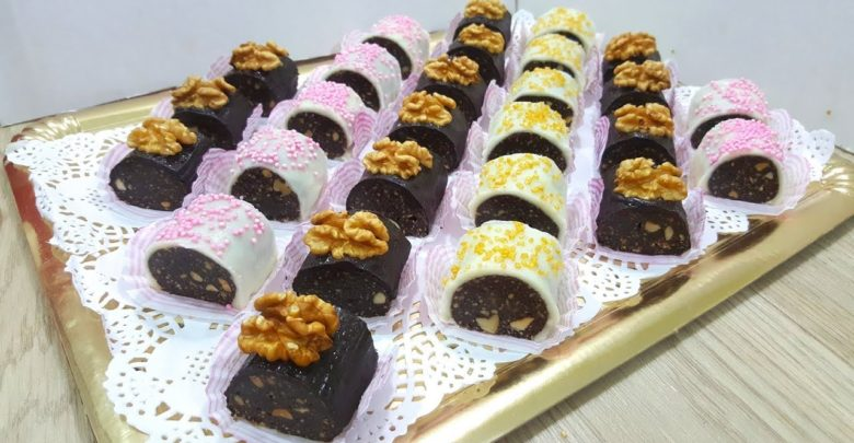 بالصور حلويات مغربية سهلة التحضير , تعلمي اسهل طريقة لتحضير الحلوي 4187 1