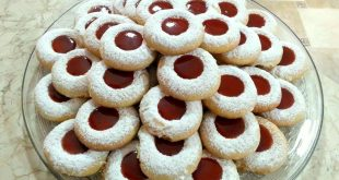 بالصور حلويات مغربية سهلة التحضير , تعلمي اسهل طريقة لتحضير الحلوي 4187 3 310x165