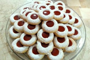 صور حلويات مغربية سهلة التحضير , تعلمي اسهل طريقة لتحضير الحلوي