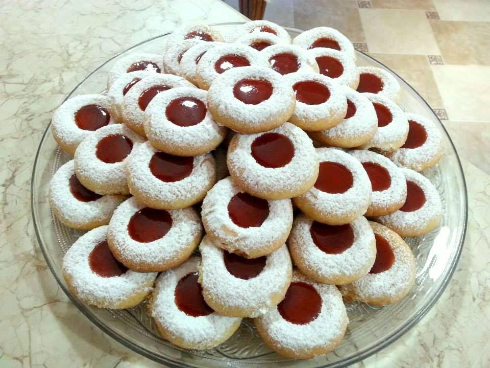 بالصور حلويات مغربية سهلة التحضير , تعلمي اسهل طريقة لتحضير الحلوي 4187