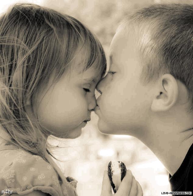 بالصور بوس الشفايف , صور بوس شفايف اطفال جميلة 4227 8