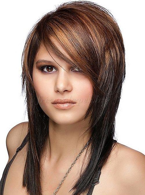 بالصور قصات شعر قصير مدرج , صور افضل قصات الشعر النسائية المدرجة 4240 1