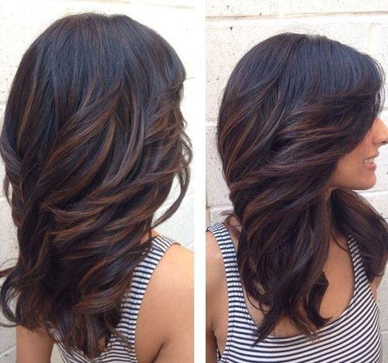 بالصور قصات شعر قصير مدرج , صور افضل قصات الشعر النسائية المدرجة 4240 12