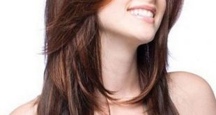 صور قصات شعر قصير مدرج , صور افضل قصات الشعر النسائية المدرجة