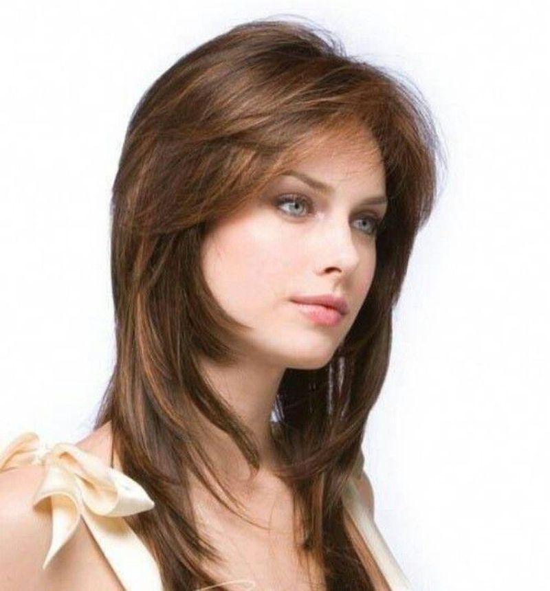 بالصور قصات شعر قصير مدرج , صور افضل قصات الشعر النسائية المدرجة 4240 4