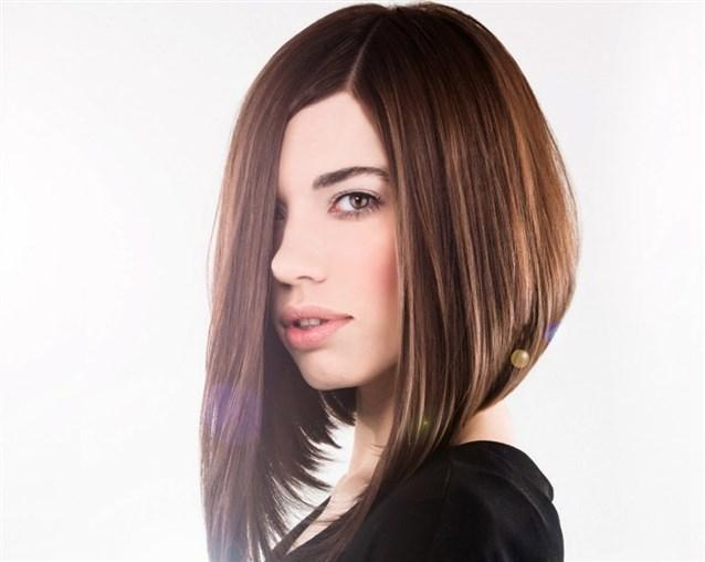 بالصور قصات شعر قصير مدرج , صور افضل قصات الشعر النسائية المدرجة 4240 6
