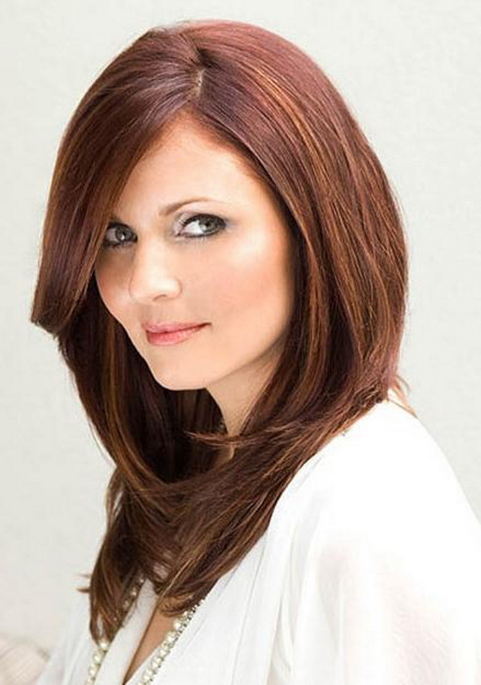 بالصور قصات شعر قصير مدرج , صور افضل قصات الشعر النسائية المدرجة 4240 8