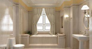 صور حمامات مودرن , احدث تصميمات حمامات 2019