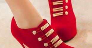 صورة احذية بنات , احدث موديلات الاحذية للبنات