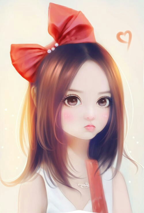 بالصور رسومات بنات حلوه , افضل الرسومات الكرتونية 4296 2