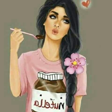 بالصور رسومات بنات حلوه , افضل الرسومات الكرتونية 4296 3