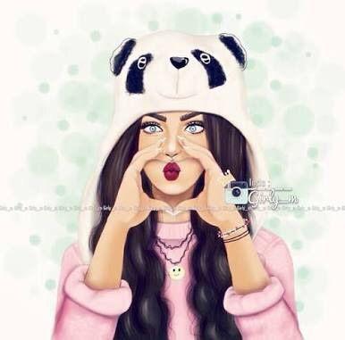 بالصور رسومات بنات حلوه , افضل الرسومات الكرتونية 4296 7