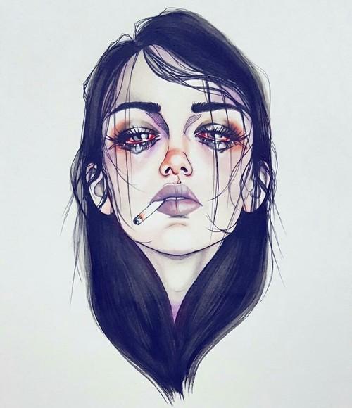 بالصور رسومات بنات حلوه , افضل الرسومات الكرتونية 4296 9