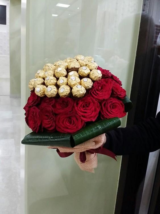بالصور باقات ورود , الورد لغه الحب والجمال 4300 6