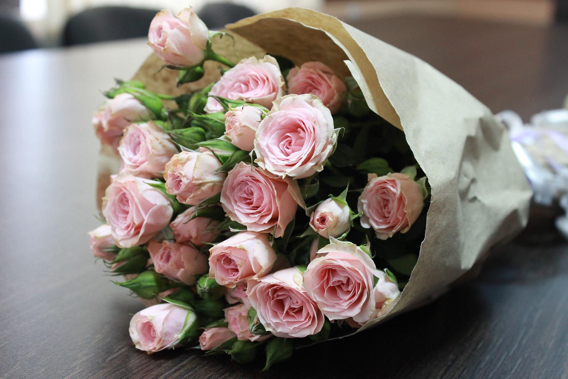 بالصور باقات ورود , الورد لغه الحب والجمال 4300 8