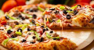 صور كيفية صنع البيتزا , طريقه اعداد البيتزا بالمنزل