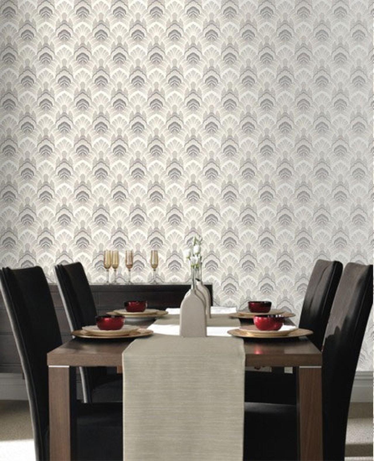 بالصور ورق جدران رمادي , اشيك ورق حائط باللون الرمادي الجميل 4319 7