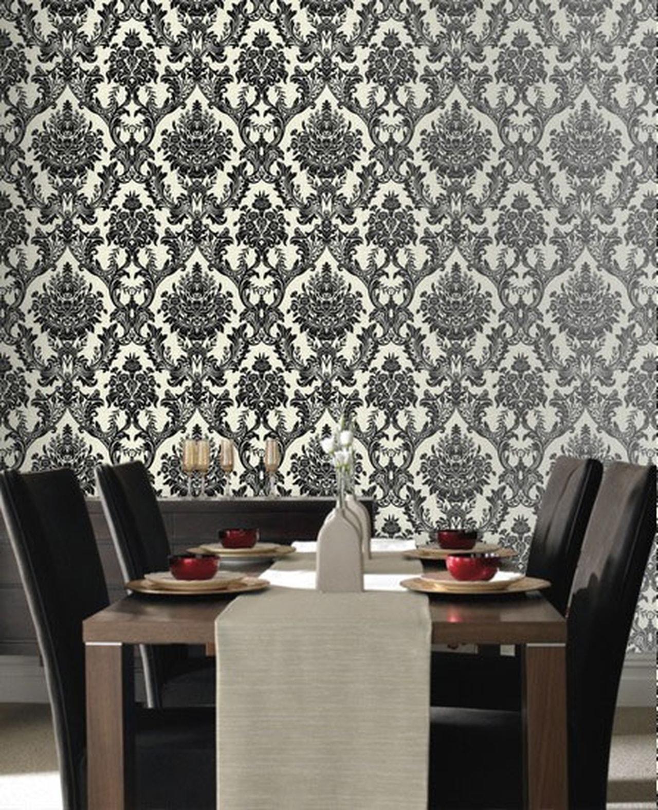 بالصور ورق جدران رمادي , اشيك ورق حائط باللون الرمادي الجميل 4319 9