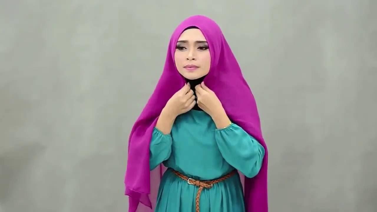 بالصور بنات محجبات , اجمل صور محجبات بالخمار الماليزي 4325 11