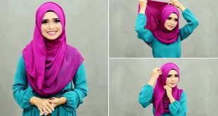 صور بنات محجبات , اجمل صور محجبات بالخمار الماليزي