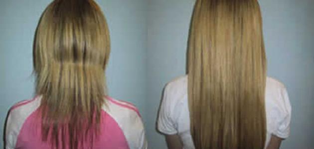 بالصور خلطات لتطويل الشعر في يومين , وصفات طبيعية للشعر 4364 2