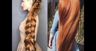 بالصور خلطات لتطويل الشعر في يومين , وصفات طبيعية للشعر 4364 3 310x165