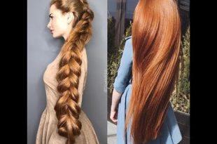صور خلطات لتطويل الشعر في يومين , وصفات طبيعية للشعر