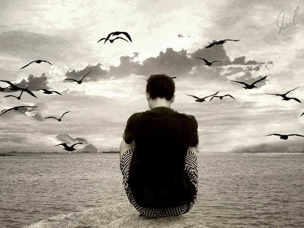 بالصور خلفيات رومانسية حزينة , خلفيات تعبيرا عن الالم والحزن 4365 6