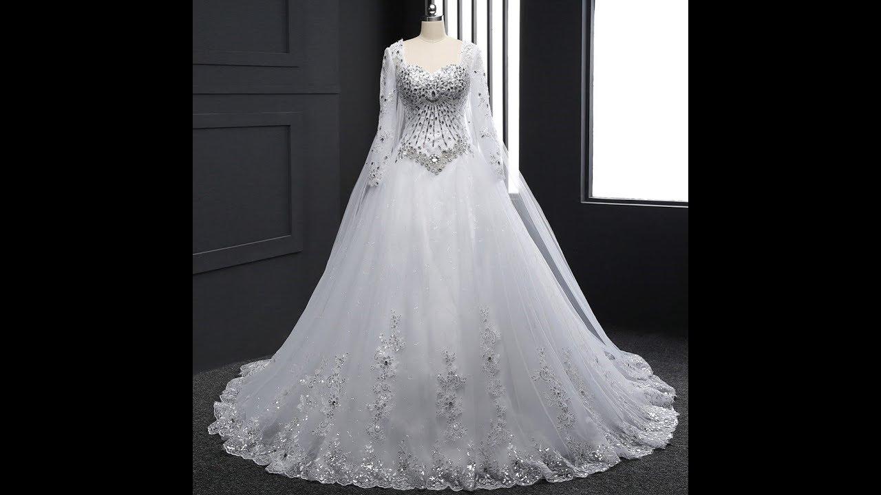 بالصور صور عروسة , اجمل صور للعرائس بالفستان الابيض 4367 7