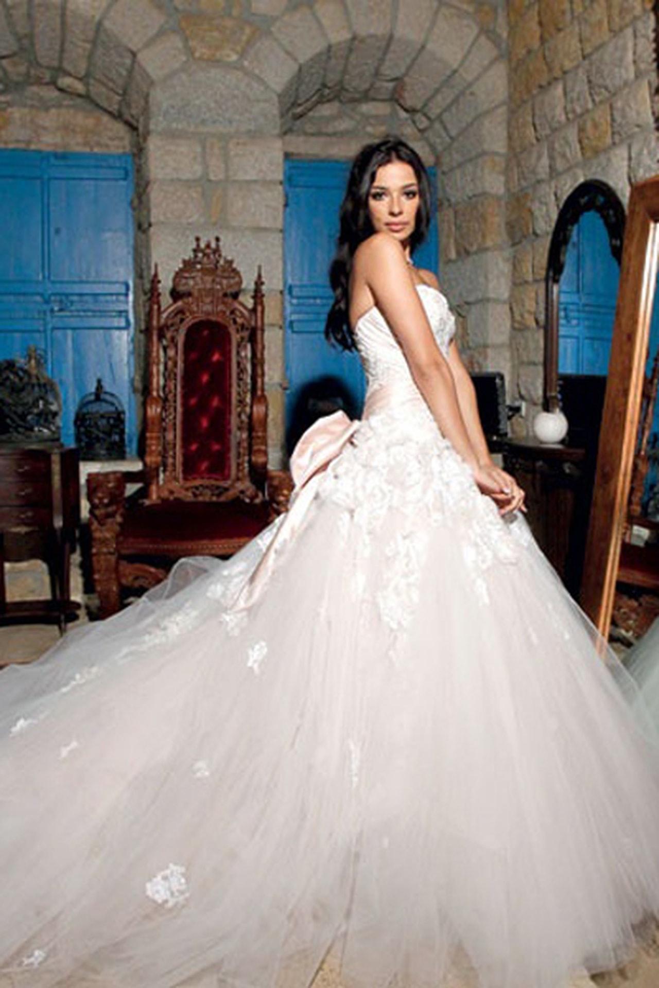 بالصور صور عروسة , اجمل صور للعرائس بالفستان الابيض 4367 8