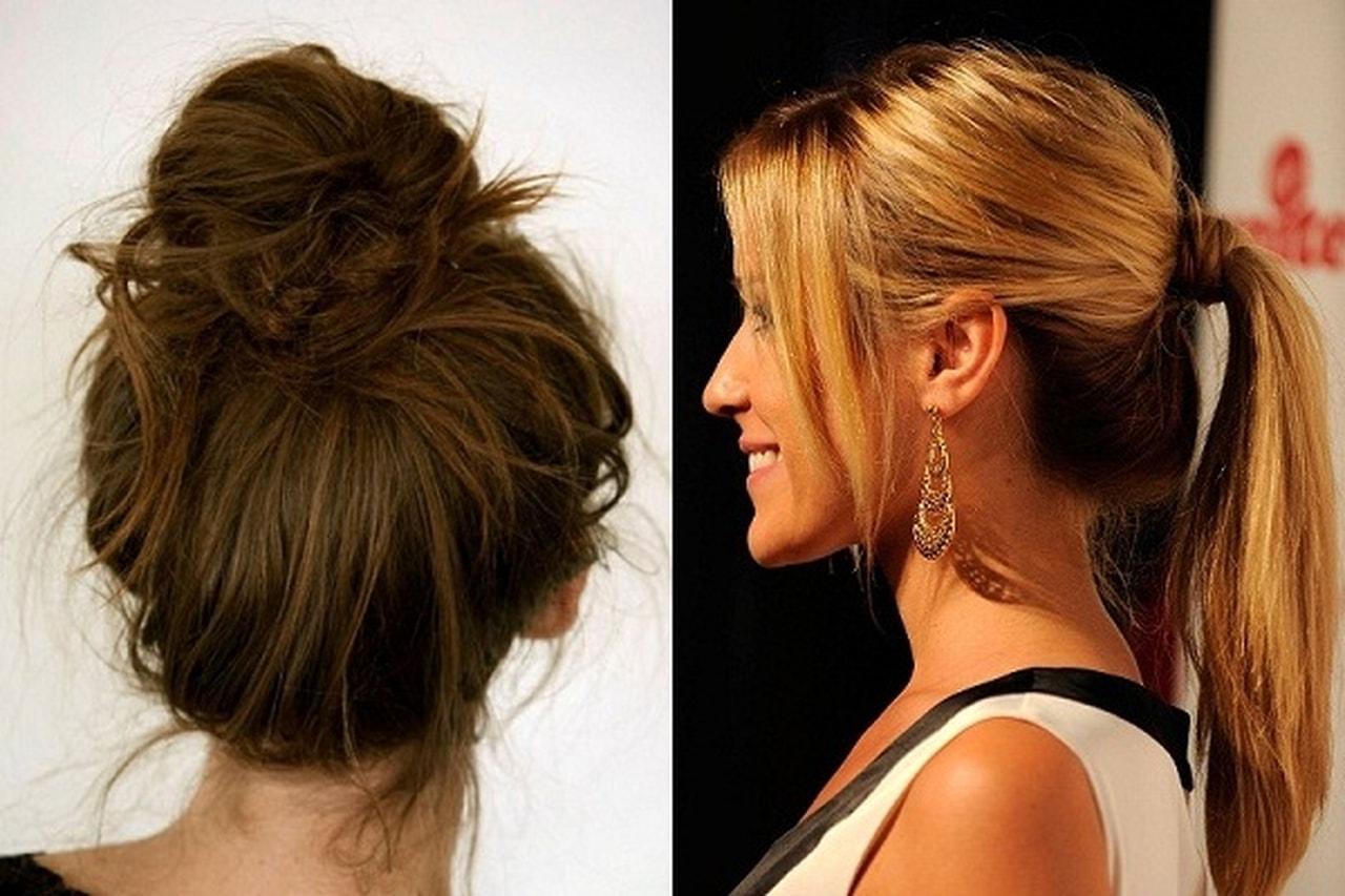 بالصور تسريحات شعر بسيطة , صور افضل تسريحات للشعر 4412 11