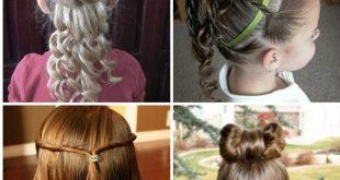 صور تسريحات شعر بسيطة , صور افضل تسريحات للشعر