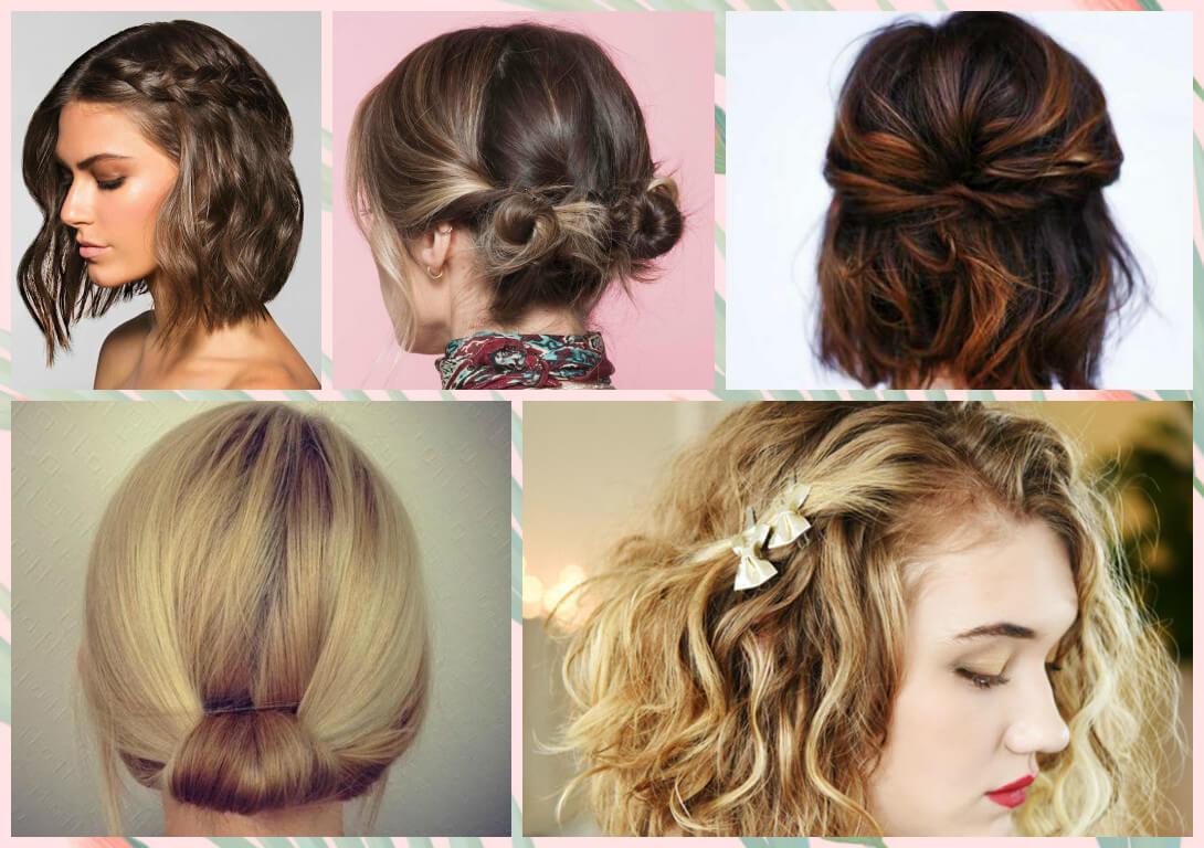 بالصور تسريحات شعر بسيطة , صور افضل تسريحات للشعر 4412 9