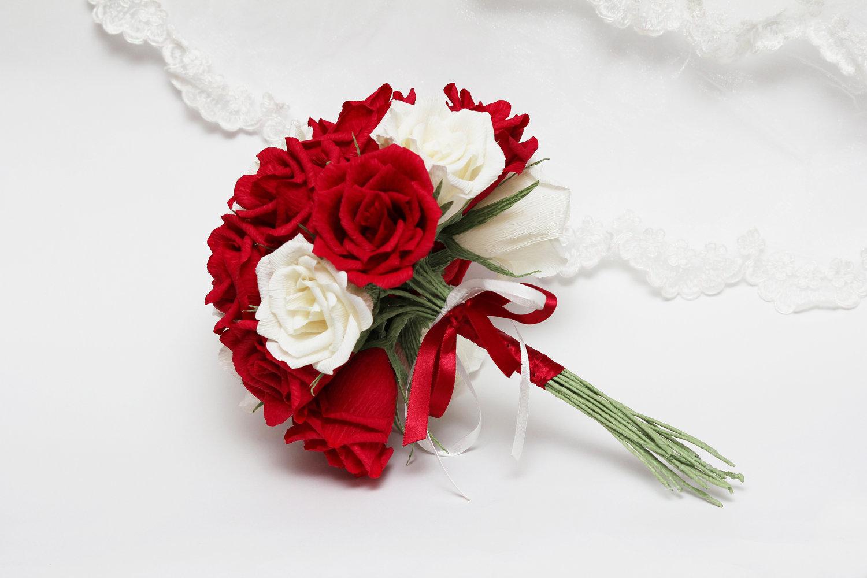 بالصور بوكيه ورد احمر , اجمل صور لبوكيهات الورد باللون الاحمر 4431 5