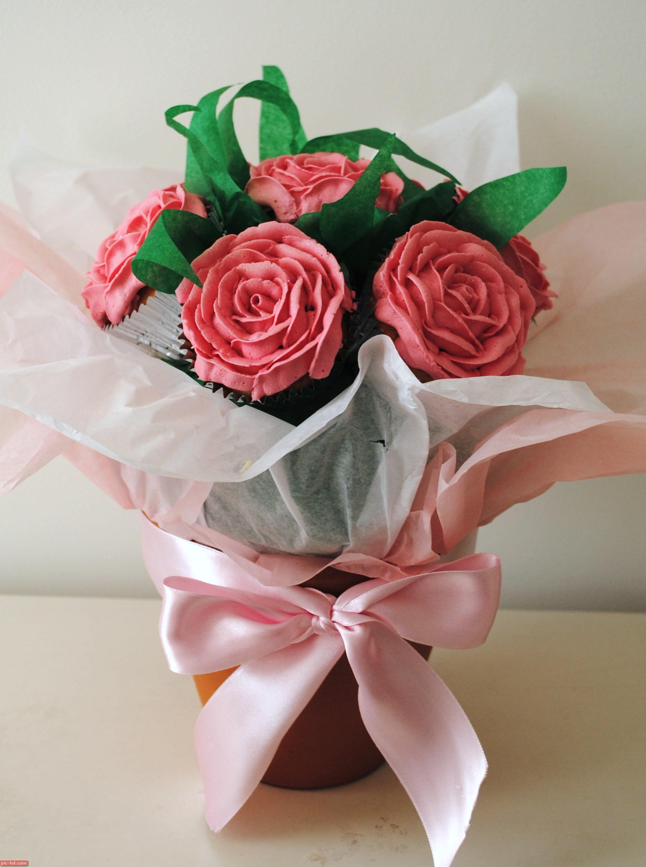 بالصور بوكيه ورد احمر , اجمل صور لبوكيهات الورد باللون الاحمر 4431 8