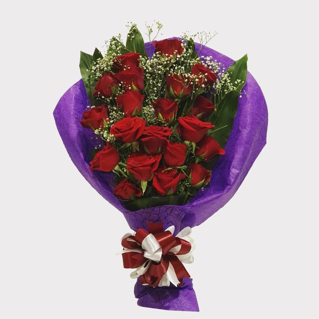 بالصور بوكيه ورد احمر , اجمل صور لبوكيهات الورد باللون الاحمر 4431 9