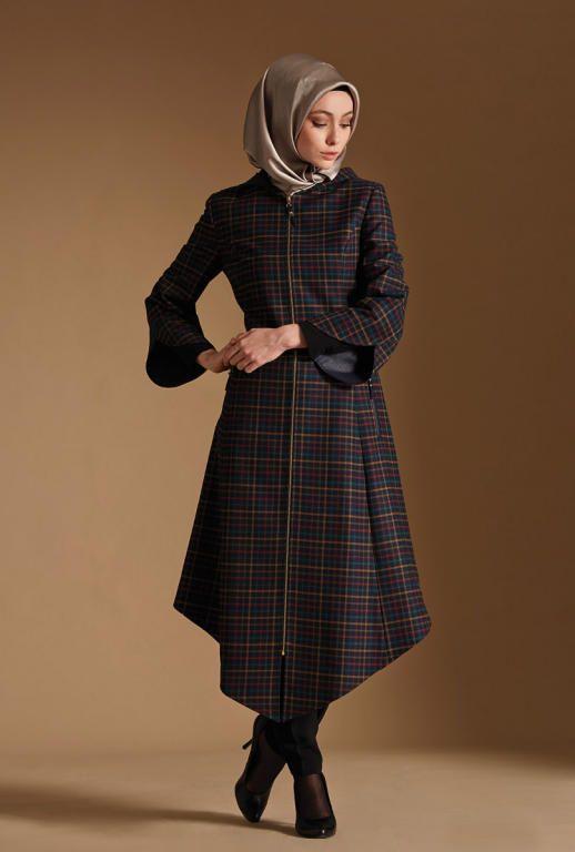 صور ملابس شتوية للمحجبات تركية , اجدد الملابس النسائية بتركيا
