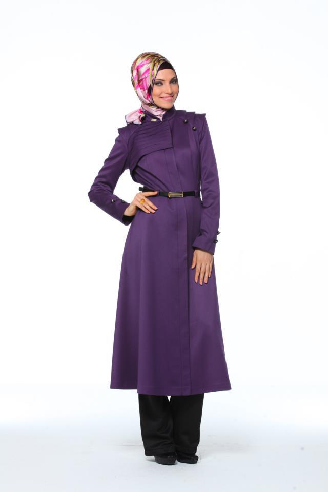 بالصور ملابس شتوية للمحجبات تركية , اجدد الملابس النسائية بتركيا 4455 10